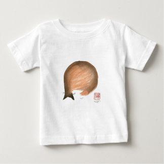 Cat Nap, Sumi-e Baby T-Shirt