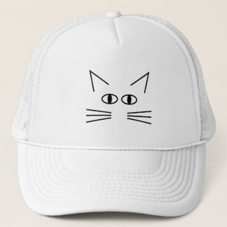 Cat neb contour trucker hat