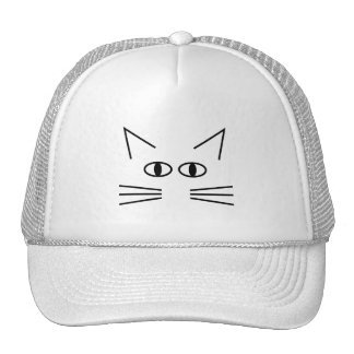 Cat neb contour trucker hat