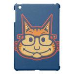Cat Nerd II iPad Mini Cover