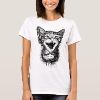 """Cat """"NI HAO! """" T-Shirt"""