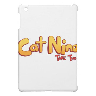 Cat Nine Logo Case For The iPad Mini