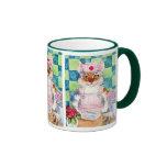 Cat, Nurse, Candy Striper mug