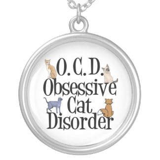 Cat Obsessed Necklace