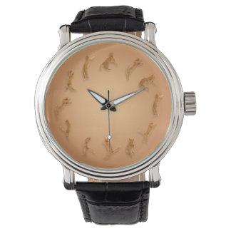 Cat O'Clock Watch