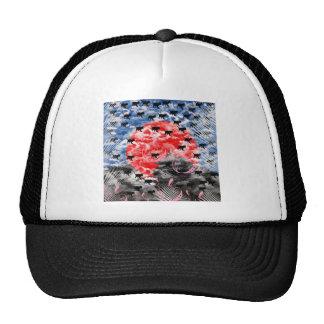 Cat of dawn trucker hat