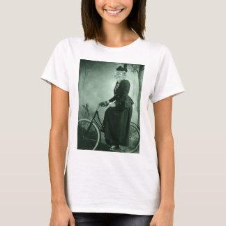 Cat on a bike T-Shirt