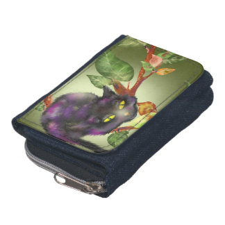 Cat on a branch wallets
