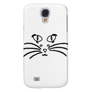 Cat or Mouse Optical Illusion Galaxy S4 Cover