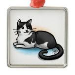 Cat Ornament - Jesse