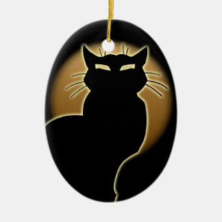 Cat Ornament Personalized Cat Decoration Gift