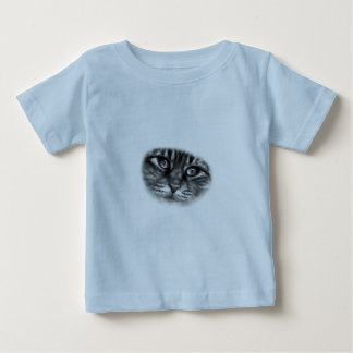 Cat Painting Baby T-Shirt