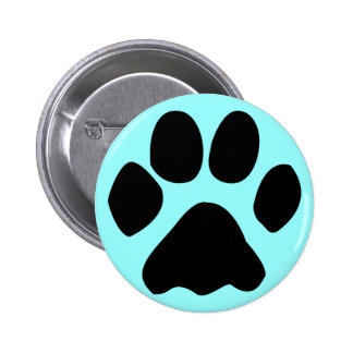 cat paw button