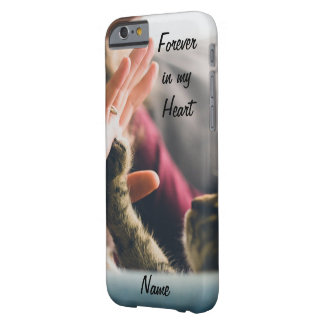 Cat Paw High-five Barely There iPhone 6 Case