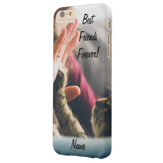 Cat Paw High-Five Barely There iPhone 6 Plus Case