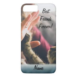 Cat Paw High-Five iPhone 7 Plus Case