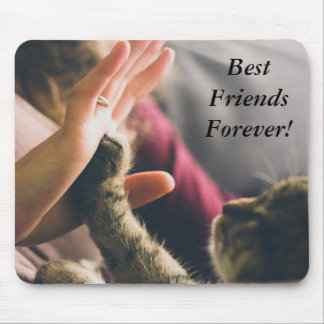 Cat Paw High-five Mouse Pad