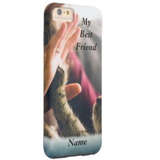 Cat Paw High-Five Tough iPhone 6 Plus Case