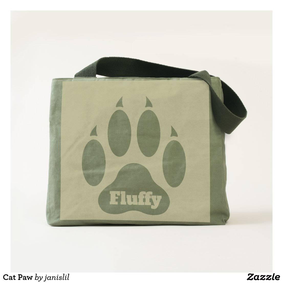 Cat Paw Tote