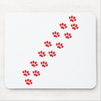 Cat Paws Mouse Pad