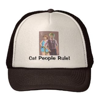 Cat People Rule! Hat