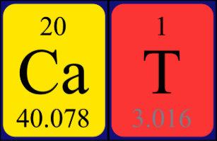 Chemistry cat coffee travel mugs zazzle cat periodic table name mug urtaz Image collections