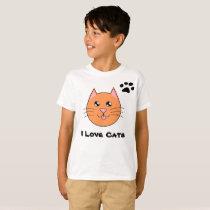 Cat Person Children's Shirt