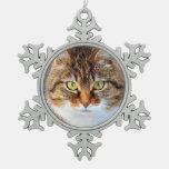 Cat Photo Ornament