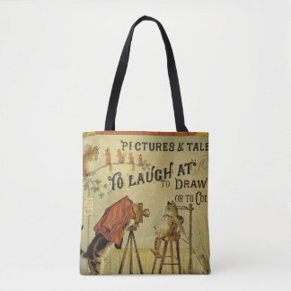 Cat Photographer to Cats Tote Bag