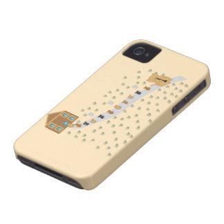 Cat Piper Case-Mate iPhone 4 Cases