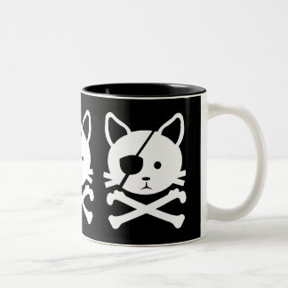 Cat Pirate Mug