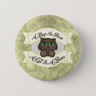 Cat Poem Button