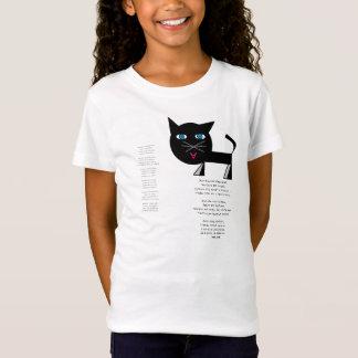 Cat Poem T-Shirt