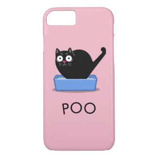 Cat Poo Phone Case