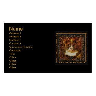 CAT PORTRAIT KATIE Business Cards