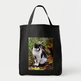CAT  PORTRAITS CANVAS BAGS