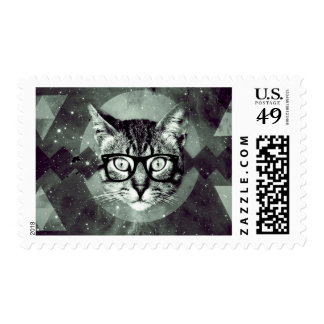 Cat Postage Stamps