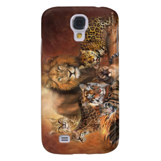 Cat Power Galaxy Case for iPhone Galaxy S4 Cases