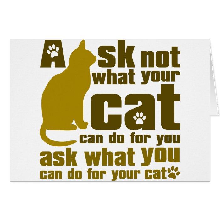 Cat_Print Card
