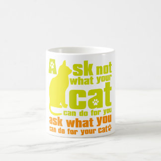 Cat_Print Coffee Mug