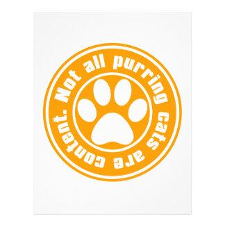 Cat_Print Flyer Personalizado
