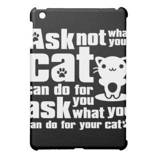 Cat_Print iPad Mini Covers