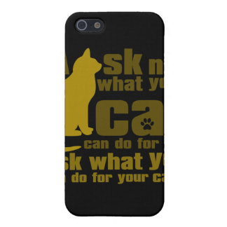Cat_Print iPhone SE/5/5s Cover