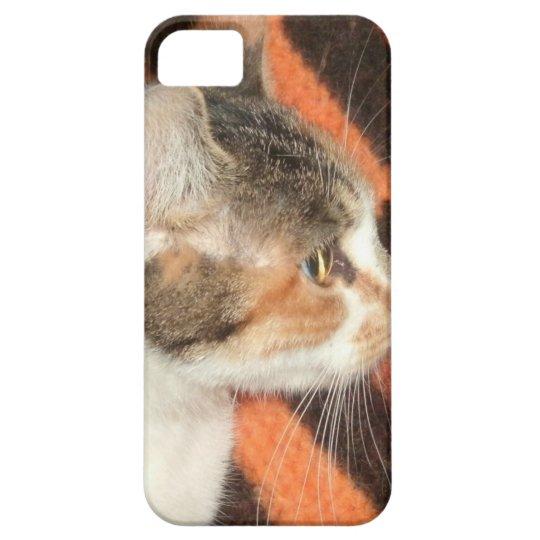 Cat Profile iPhone SE/5/5s Case
