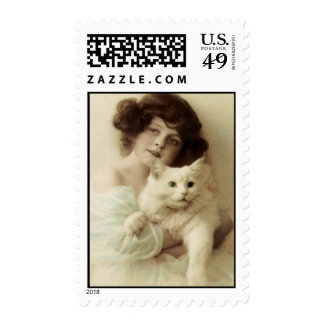 Cat PURRfect Beauty Postage