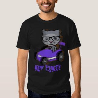 Cat racer t-shirt