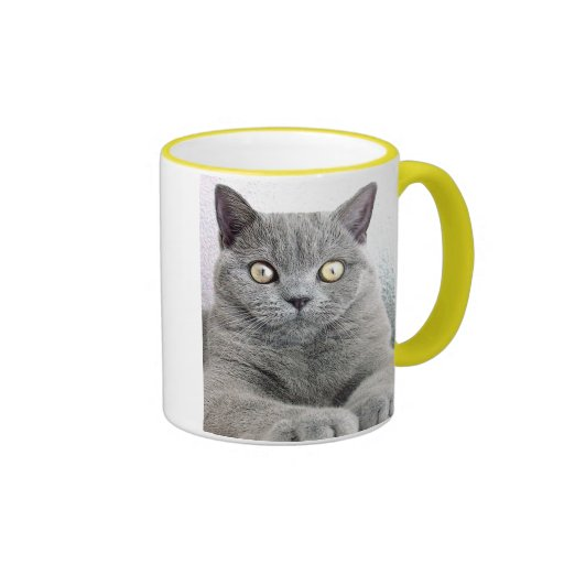 cat ringer coffee mug