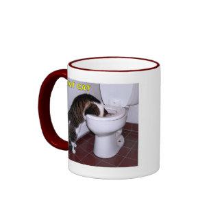 Cat Ringer Mug