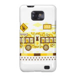 CAT ROAD AND CAT BUS SAMSUNG GALAXY S2 CASE