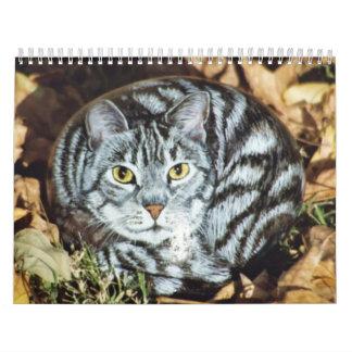 Cat Rock 2011 Calendar